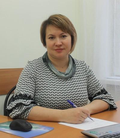 Ярыгина Светлана Николаевна