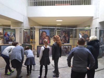 Выставка победителей областного фотоконкурса «Моя семья»