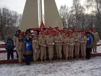 3 декабря День неизвестного солдата.